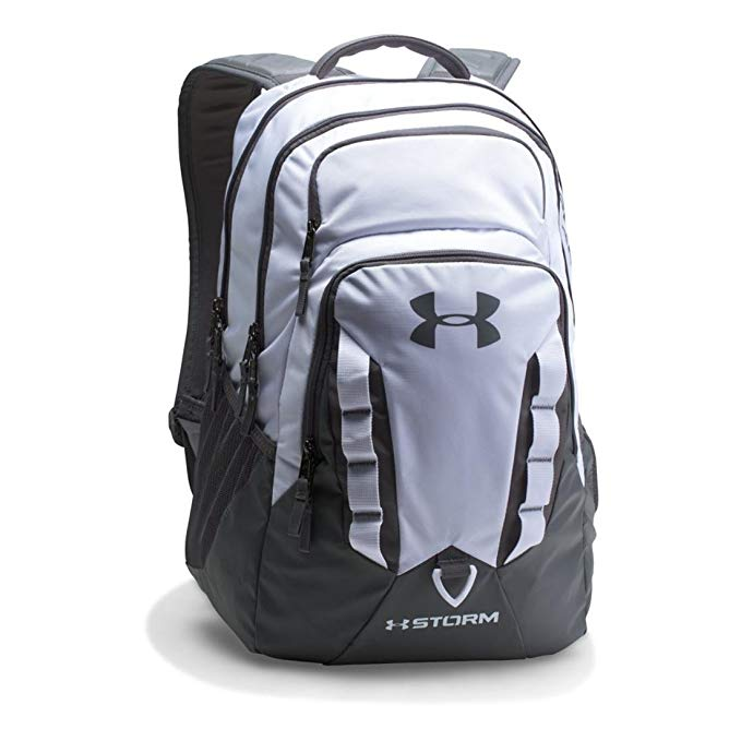 Under armour ua storm recruit backpack osfa white rafxchange jpg 679x679 Storm  recruit backpack 261d3a6a60276