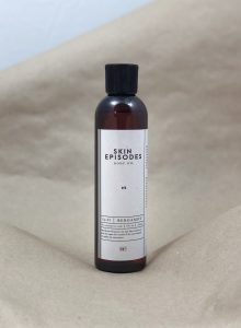 bergamot skin episode body oil