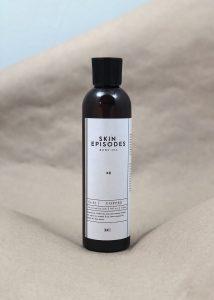 coffee skin episode body oil