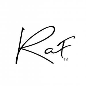 raf logo signature aloe