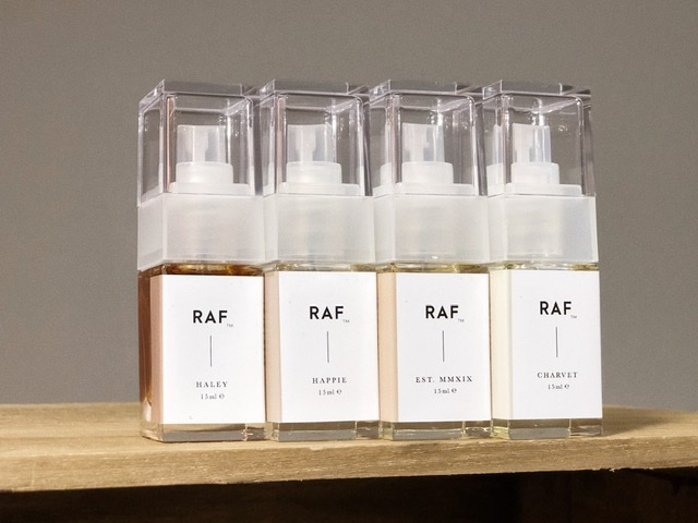 Raf favorite fragrances