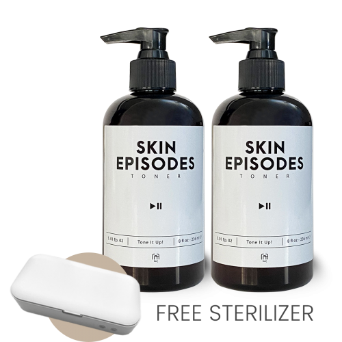 Behind The Scene: Skin Episodes tone It Up